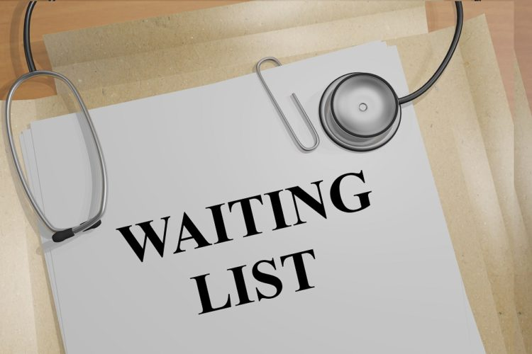 waiting lists irish healthcare